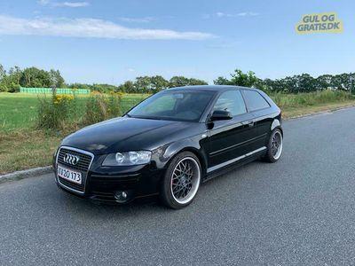 brugt Audi A3 8P 1.6 102HK