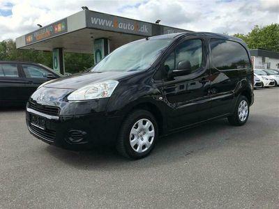 brugt Peugeot Partner 1,6 HDi L1 ESG 90HK Van