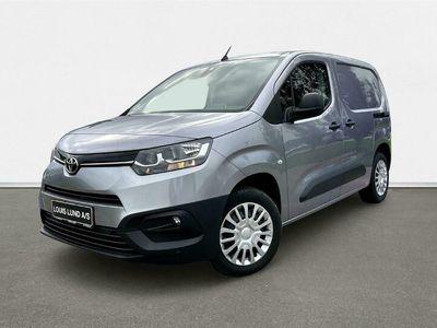 brugt Toyota Proace City Medium 1,2 Comfort 130HK Van 6g Aut. B