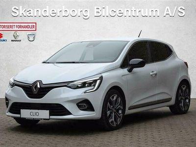 brugt Renault Clio 1,6 E-TECH Intens 140HK 5d Aut.