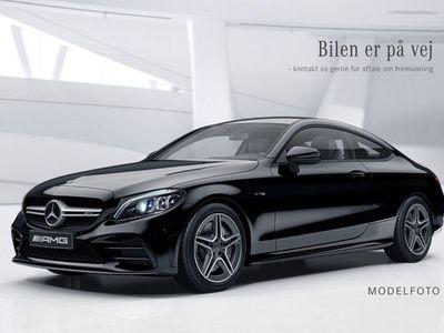 brugt Mercedes C43 AMG 3,0 AMG Coupé aut. 4-M