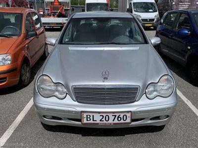 brugt Mercedes C200 2,0 CDI 116HK Aut.