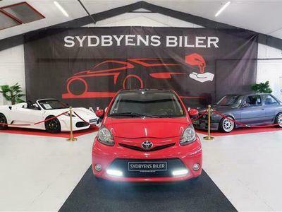 brugt Toyota Aygo 1,0 VVT-I 68HK 3d