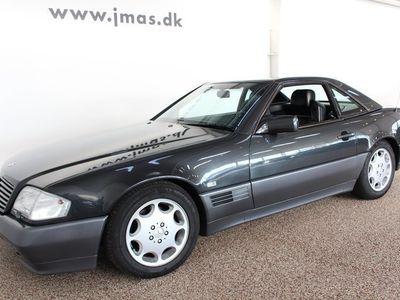 käytetty Mercedes SL500 5,0 Cabriolet aut.