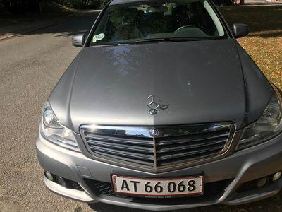 brugt Mercedes C180 1.6 156 HK