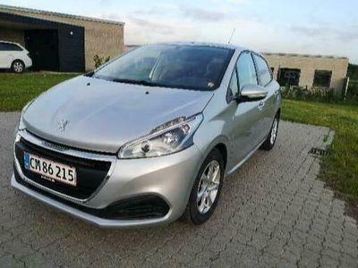 brugt Peugeot 208 1.6 100 HK Envy Sky
