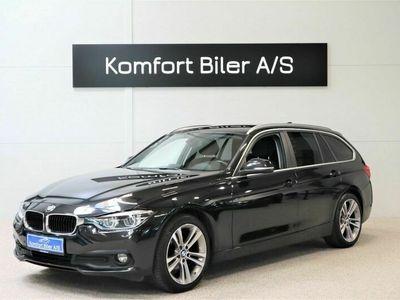brugt BMW 320 d Touring Advantage aut. 2,0