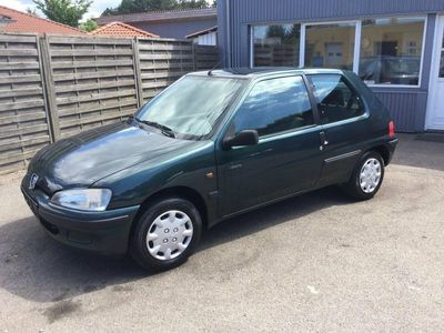 used Peugeot 106 1,4 Cashmere