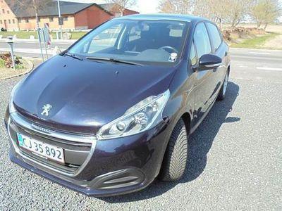 brugt Peugeot 208 1,6 Envy Sky