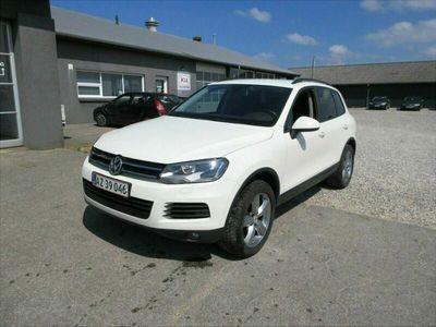 brugt VW Touareg V6 TDi Tiptr. 4Motion BMT