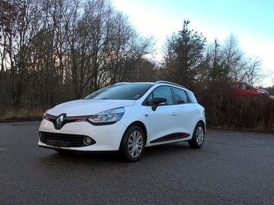 brugt Renault Clio 1,5 NydCi Sport Tourer 90HK st.car