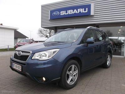 brugt Subaru Forester 2,0 D XE AWD 147HK 5d 6g