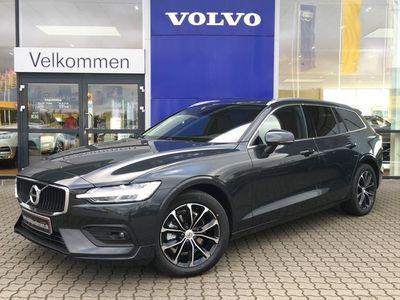 brugt Volvo V60 2,0 T4 Momentum 190HK Stc 8g Aut.