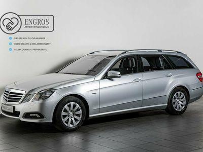 używany Mercedes E200 8 CGi Avantgarde stc. aut. BE