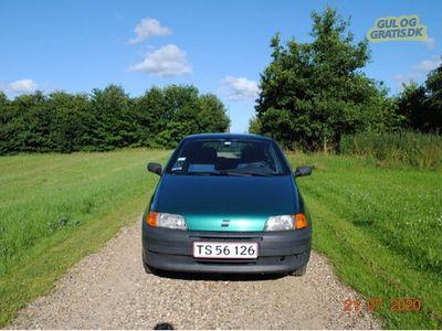 brugt Fiat Punto S fra 1999