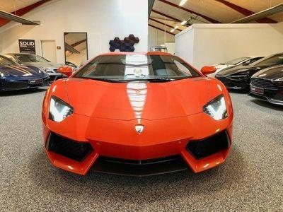 brugt Lamborghini Aventador 6,5 LP 700-4