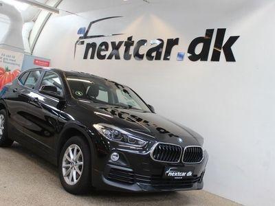 brugt BMW X2 1,5 sDrive18i
