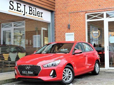 brugt Hyundai i30 1,6 CRDi Life Plus 110HK 5d 6g A+
