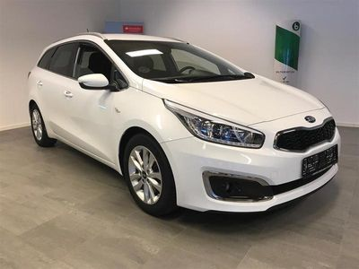 brugt Kia cee'd SW 1,4 CVVT Attraction 100HK Stc 6g