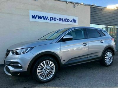 brugt Opel Grandland X 1,6 Hybrid Euro Limited aut. 5d