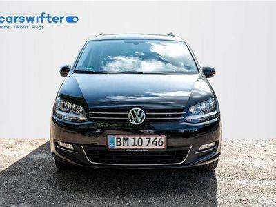 brugt VW Sharan 2,0 TDI BMT Highline DSG 177HK 6g Aut.