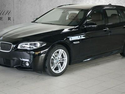 brugt BMW 520 d - 190 hk xDrive Steptronic Touring M-SPORT