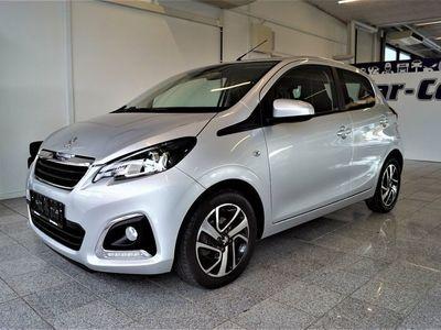 brugt Peugeot 108 1,0 e-VTi 69 Allure