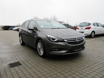 brugt Opel Astra Sports Tourer 1,4 Turbo Innovation Start/Stop 150HK Stc 6g Aut.