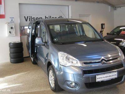 brugt Citroën Berlingo 1,6 HDI 16V Multispace 110HK