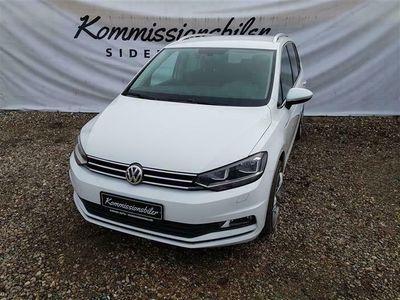 brugt VW Touran 2,0 TDI BMT SCR Highline DSG 150HK 6g Aut.