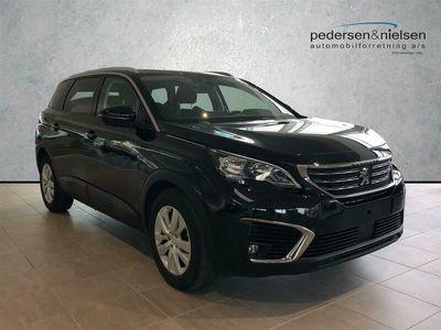 brugt Peugeot 5008 1,5 BlueHDi Active 130HK 6g