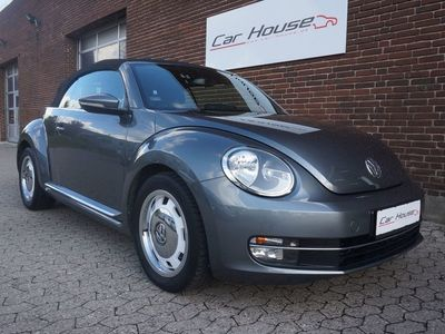 brugt VW Beetle The1,4 TSi 160 Design Cabriolet
