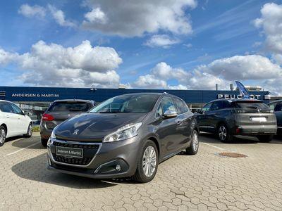 brugt Peugeot 208 1,6 BlueHDi Selection Sky 100HK 5d