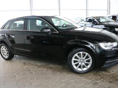 brugt Audi A3 Sportback 1,6 TDI DPF Ambiente 105HK Stc