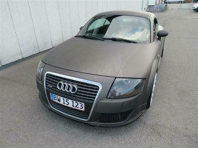 brugt Audi TT 1,8 Coupé quattro 225HK 2d