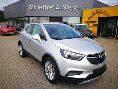 brugt Opel Mokka X 1,4 Turbo Innovation 140HK 5d