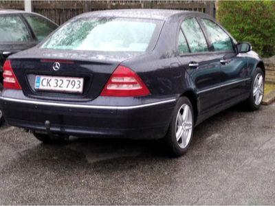 brugt Mercedes C240 2,4