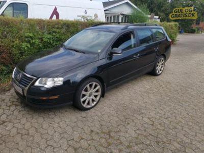 brugt VW Passat #c 1,9 TDI
