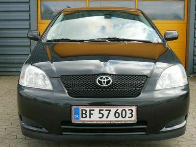brugt Toyota Corolla 1,6 VVT-i Terra