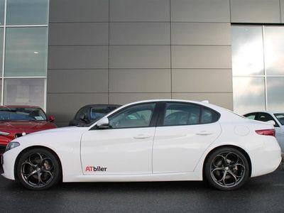 brugt Alfa Romeo Giulia 2,0 Turbo Super 200HK 8g Aut.