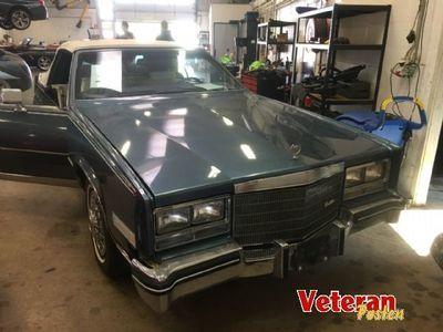 brugt Cadillac Eldorado Biaritz convertibleV8