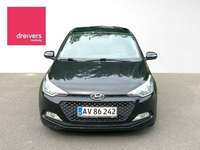 brugt Hyundai i20 1.1 CRDi | 5 dørs Hatchback | Trend