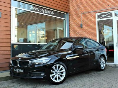 brugt BMW 320 Gran Turismo d 2,0 D Steptronic 190HK 5d 8g Aut. A+