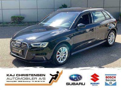 brugt Audi A3 Sportback 1,4 E-tron S Tronic 204HK 5d