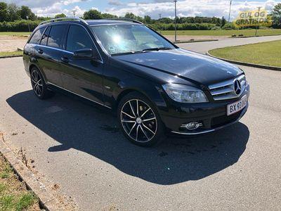 brugt Mercedes C220 2,2 Cdi avantgarde Automagtgear