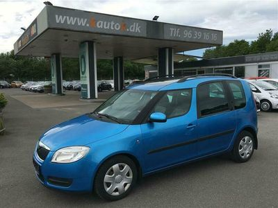 brugt Skoda Roomster 1,4 TDI PD DPF Style 80HK