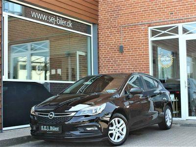 brugt Opel Astra 4 Turbo Enjoy 150HK 5d A+