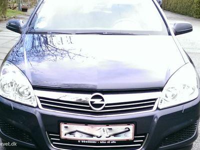 brugt Opel Astra 6 115HK Stc