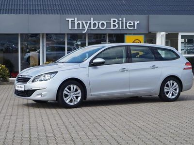 brugt Peugeot 308 SW 1,2 e-THP Active 130HK Stc 6g