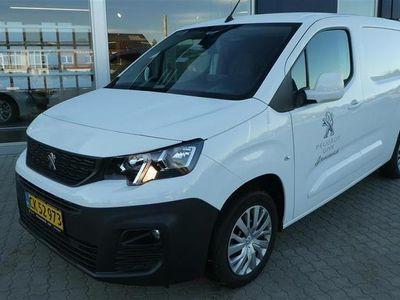 brugt Peugeot Partner L2 V2 1,5 BlueHDi Ultimate 100HK Van